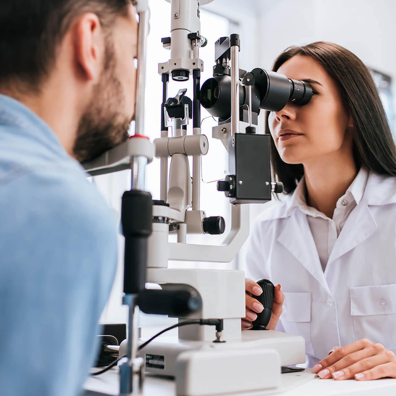 CSI Dry Eye Software